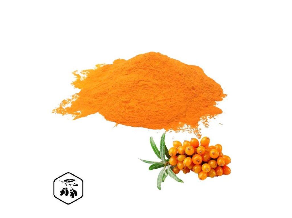 LifeChi - Rakytník řešetlákový (Hippophae rhamnoides) extrakt v prášku 100 g