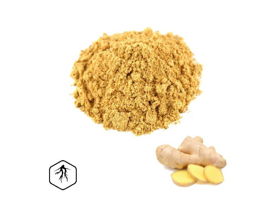 LifeChi - Zázvor pravý (Zingiber officinale Roscoe) extrakt v prášku 50 g