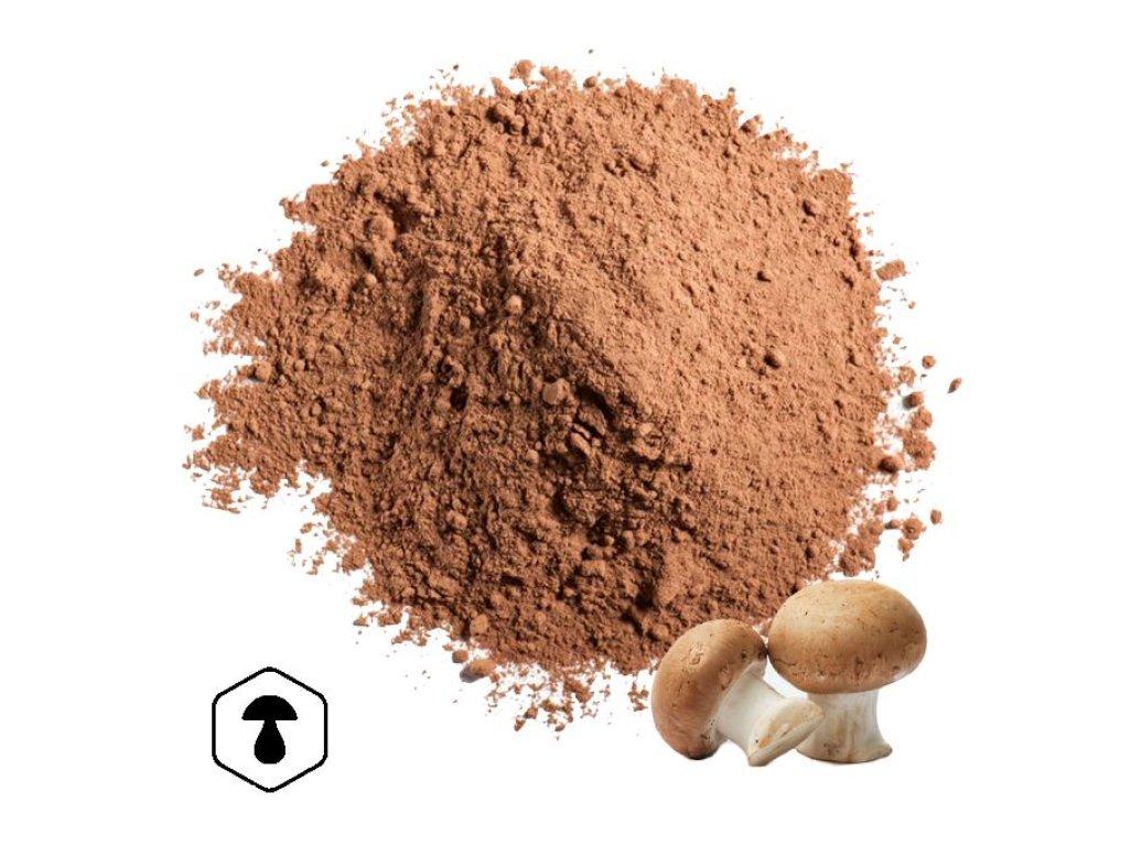 LifeChi - Žampion mandlový (Agaricus blazei Murill) extrakt v prášku 50 g