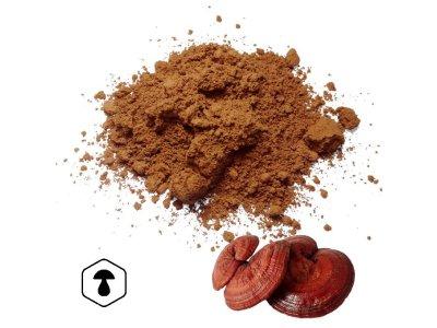 LifeChi - Reishi (Ganoderma lucidum) houbový prášek 100 g