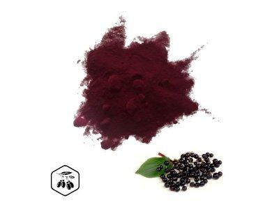 LifeChi - Bez černý (Sambucus nigra) extrakt v prášku 100 g