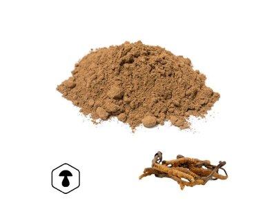 LifeChi - Housenice čínská (Cordyceps sinensis) extrakt v prášku 50 g